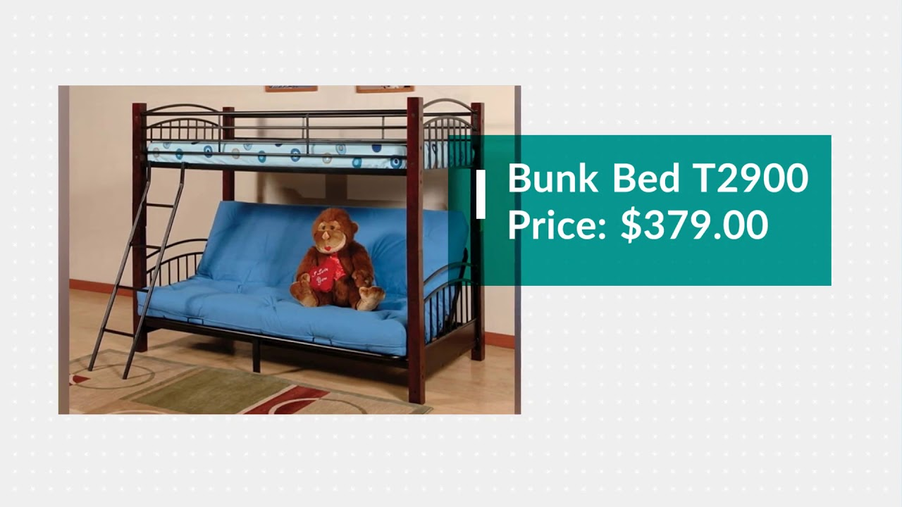 Bunk Bed - Sleep Masters Canada