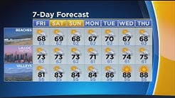 Evelyn Taft's Weather Forecast (June 14)