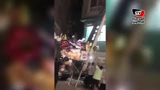 شاب يخطب فتاة من «بلكونة» منزلها في الرابعة فجرًا بالشرقية (فيديو) | المصري اليوم