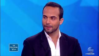 George Papadopoulos tells his side about Trump campaign and Russia | The View