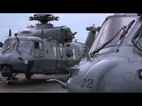 NH90 Official Launch