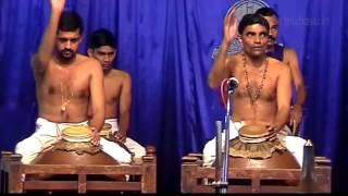 Mizhavu - Panchari Melam