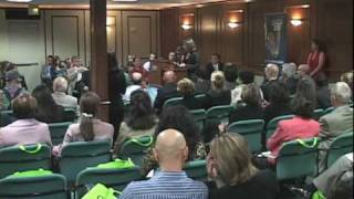 First NIPOC  2010 Census  Townhall meeting....OC TV
