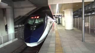 【京成電鉄】AE形スカイライナー京成本線日暮里駅(東京都)到着