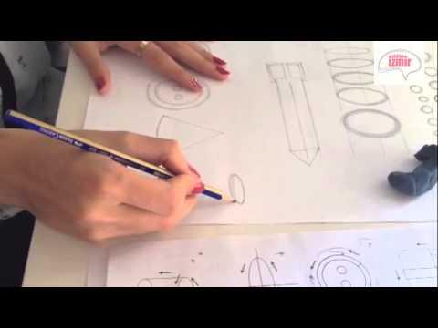 Atölye İzmir® Moda Tasarımı Temel Karakalem Çizim