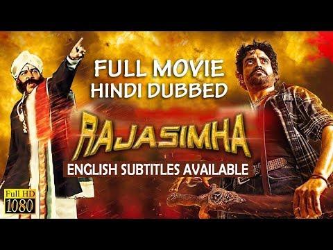 RAJASIMHA 2019 Full Movie in HD Hindi Dubbed with English Subtitle