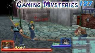 Gaming Mysteries: Streets of Rage 4 (Dreamcast / Saturn) UNRELEASED