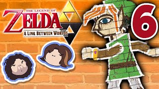 Zelda A Link Between Worlds: Work of Art - PART 6 - Game Grumps