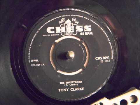 TONY CLARKE -  THE ENTERTAINER