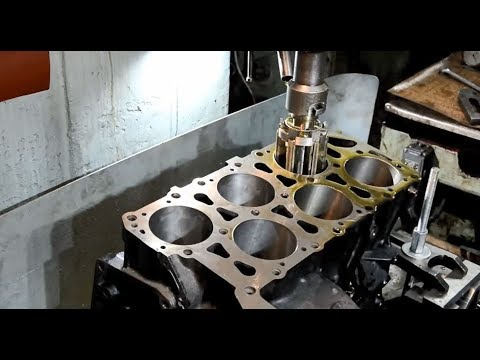 VR-6.WV Touareg,AUDI.BLOCK Machining,liners ,cylinders Replacement# Engine Rebuild