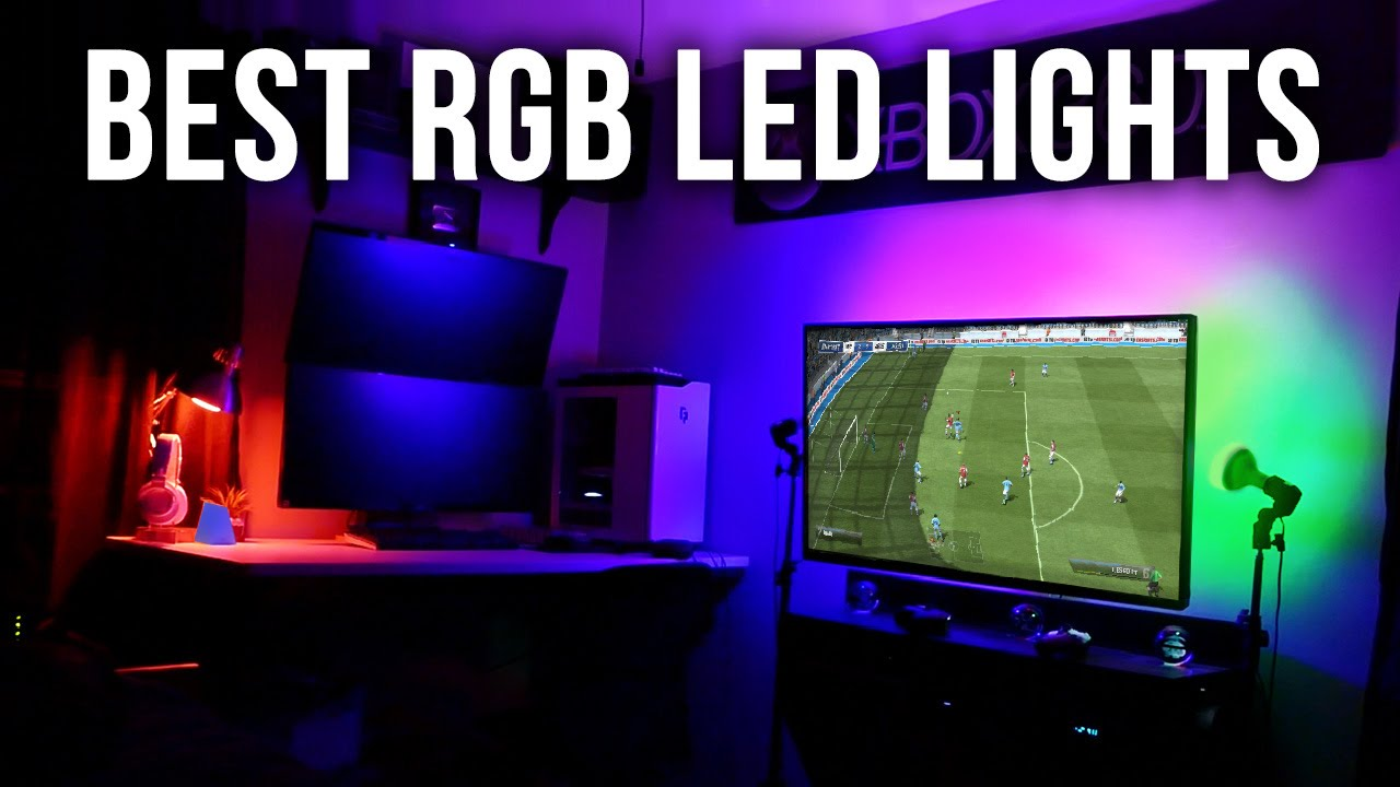 Cool rgb led lights youtube mozeypictures Choice Image