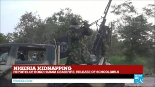 BREAKING NEWS - Nigeria announces deal with Boko Haram, release of girls