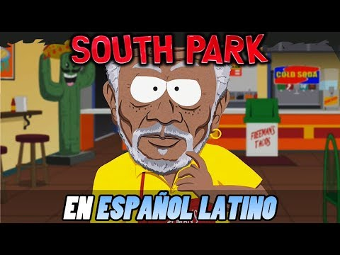 BATALLA CONTRA MORGAN FREEMAN! [ BOSS SECRETO ] South Park: Retaguardia En Peligro (Español Latino)