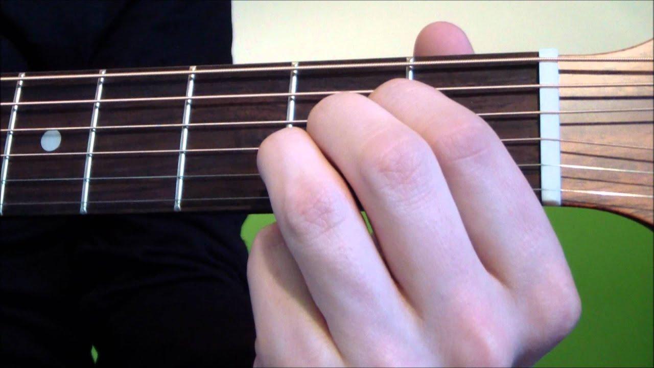 Gitarrenakorde