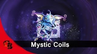 Dota 2: Store - Puck - Mystic Coils w/ Prodota Spring Cup