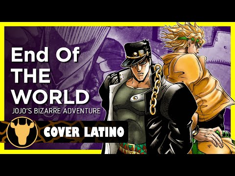 (Versi Spanyol) JoJo's Bizarre Adventure OP4 - Sono Chi No Kioku ~end Of THE WORLD~