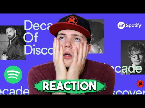 Reacting to Spotify's Most Streamed Artists & Songs of ALL TIME Mp3