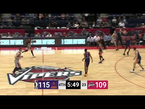 Alec Peters (34 points) Game Highlights vs. Rio Grande Valley Vipers