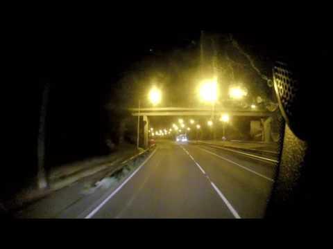 dartford crossing by night