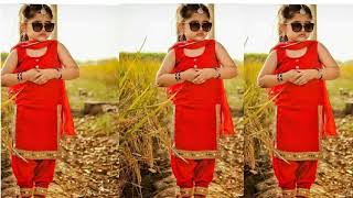Kids Punjabi suit design ideas/Patiala salwar suits for girls/cute indian outfits ideas for girls