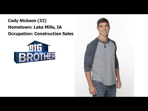 K-FROG Big Brother 19 Interview: Cody