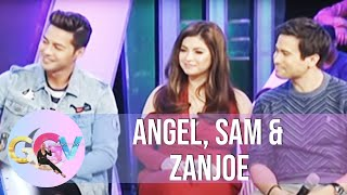 GGV: Did Angel, Sam, & Zanjoe ever beg for love?