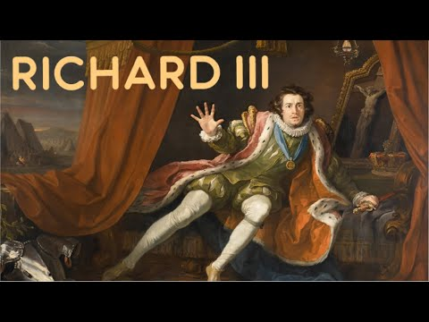 Shakespeare Monologue Challenge: Richard III