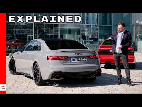 New 2020 Audi