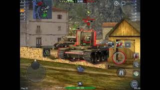 WoT Blitz Game Play - T29