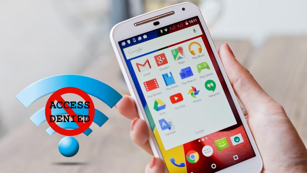 Cách chặn internet bất cứ ứng dụng nào mà bạn muốn trên Android