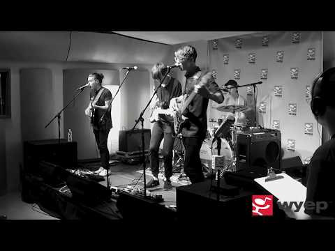 Live and Direct with Hippo Campus @WYEP (full session)