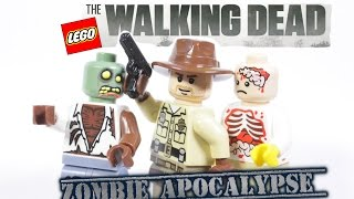 The Walking Dead LEGO film / Лего зомби