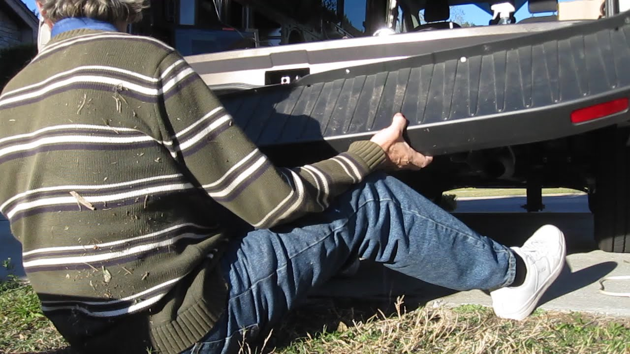 Mod Rear Bumper Parking Sensor Part Live Youtube