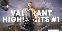 Sickest VALORANT Beta TWITCH Highlights   Ninjas in Pyjamas
