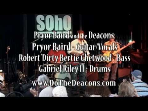 I Dont Need No Doctor - Pryor Baird and the Deacons - LIVE!! at SOhO - musicUcansee.com