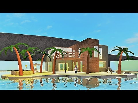 How To Build Houses In Roblox The Island