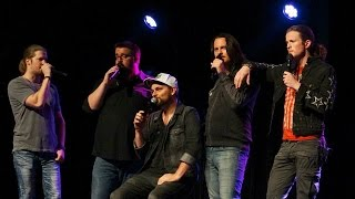 The Whole Concert w/Home Free in Bayfield, WI at the Big Top Chautauqua on 09/01/16