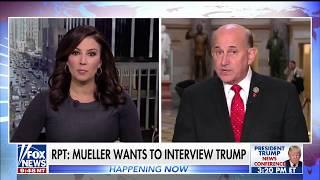 Gohmert on Potential of Sit Down Meeting Between Mueller & President Trump