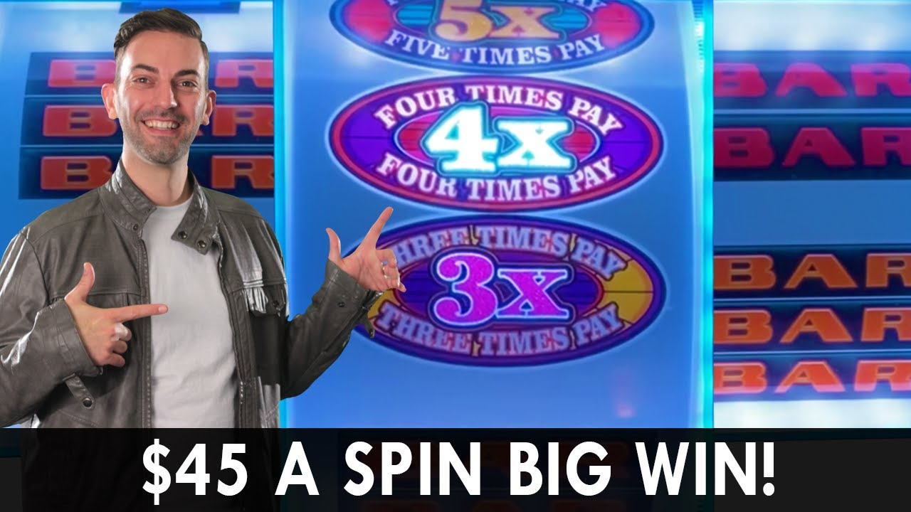 😱 $45 SPIN BIG WIN 💸 Super Times Pay 💰 HUGE High Limit WINS 🎰 BCSlots