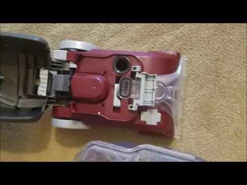 Hoover Fh50150 Carpet Basics Power Scrub Deluxe Carpet