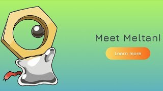 The Stupid New Pokemon Is Meltan