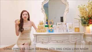 Tác dụng và cách sử dụng sữa ong chúa Linh Nhâm