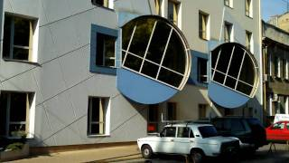 House of the Future, Odess, Ukraine