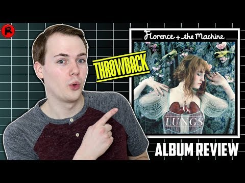 Florence + the Machine  LUNGS 2009  Album Review