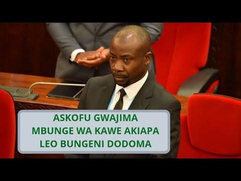 Download VIDEO: Askofu Gwajima akiapa Bungeni leo    Wabunge wote wamshangilia kwa nguvu