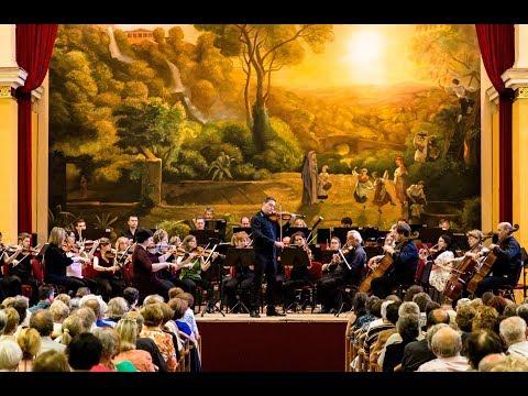 MÁV Szimfonikusok 20180526 - Olasz KultúrintézetBaráti Kristóf