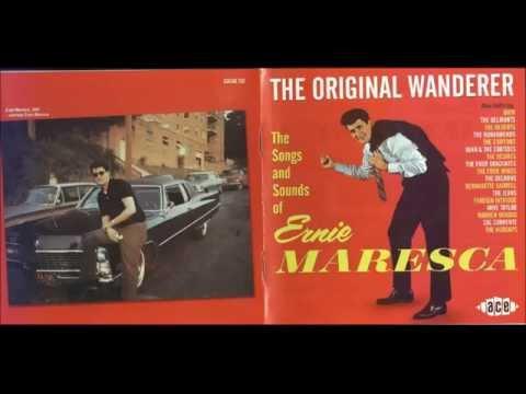 Ernie Maresca - The Wanderer (Original 1957 song demo)