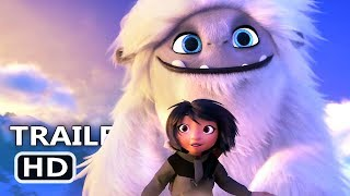 ABOMINABLE Official Trailer (2019) DreamWorks Animation Movie HD