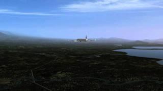 de Havilland Comet 4C for X-Plane: Approach & Landing in Mexico City