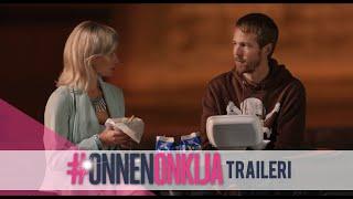 #ONNENONKIJA-elokuvan traileri. Nyt elokuvateattereissa!